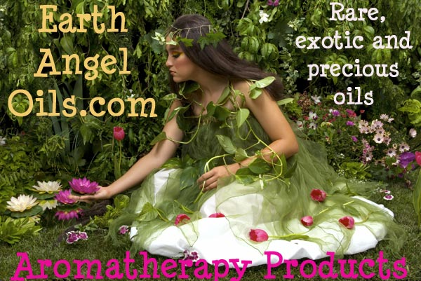 Earth Angel Oils Banner
