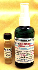 Cough/Bronchitis Spray/Blend Combo