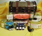 YOUNG WOMAN'S Aromatherapy BLENDING TRUNK